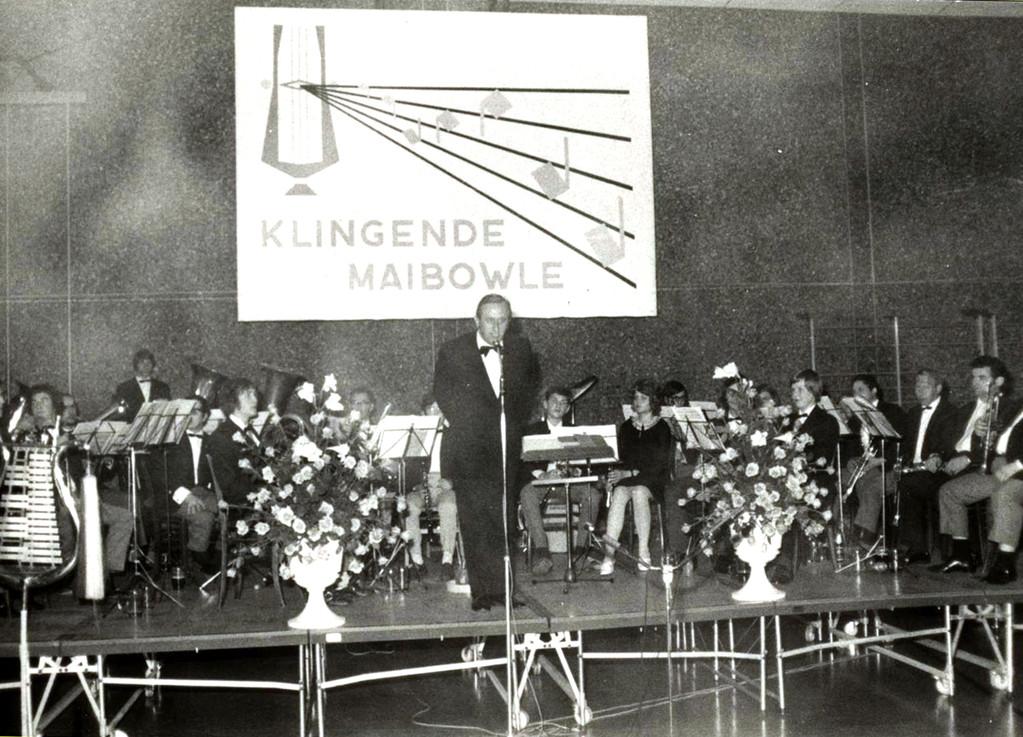 Orchester unter W. Grabsch