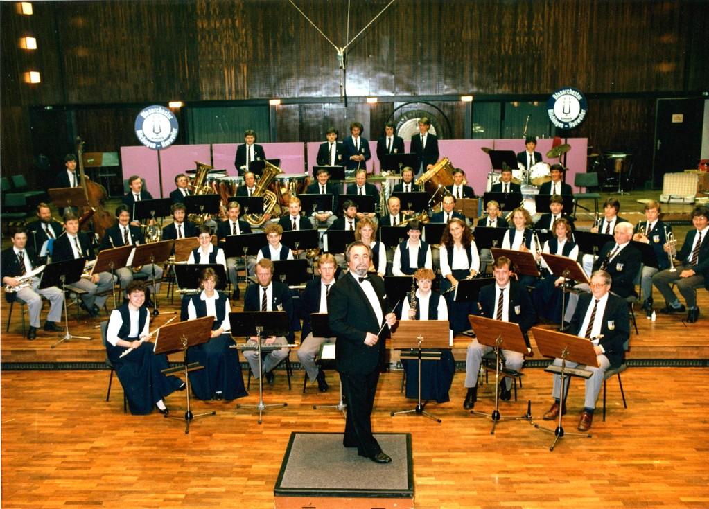 Orchester unter H. Pfaff
