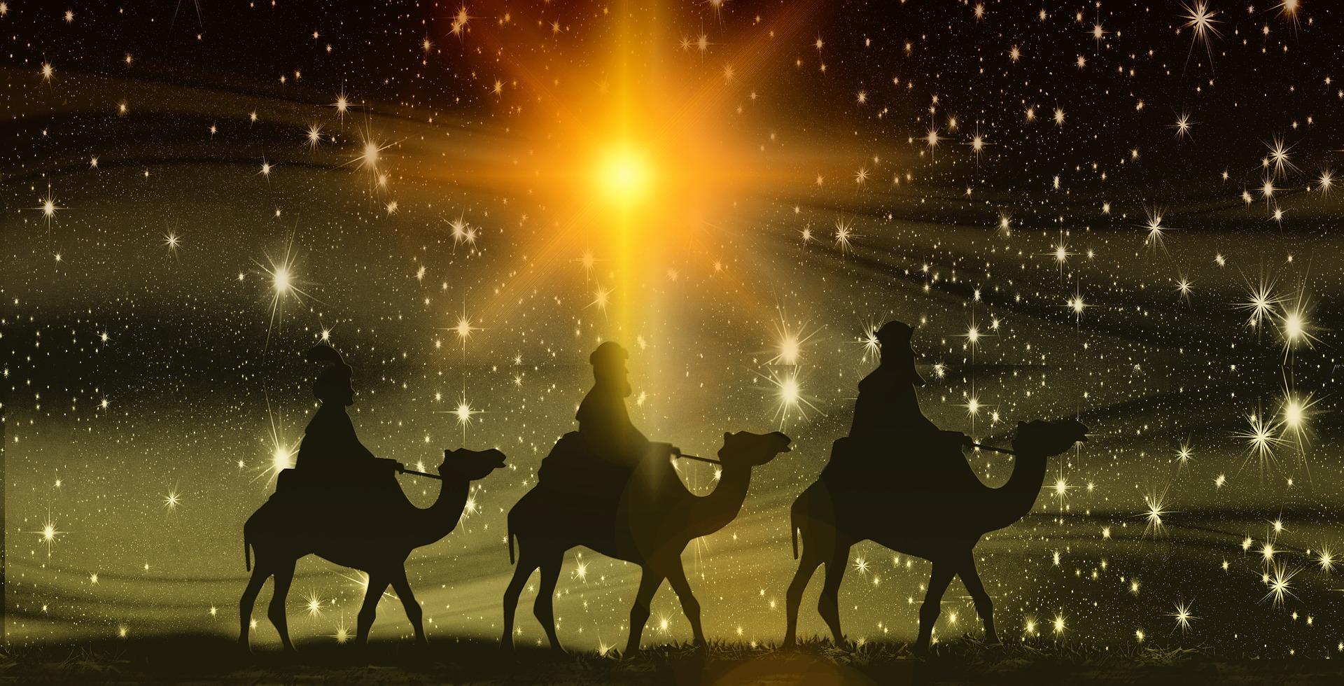 Die heiligen Drei Könige (und Königinnen) - der Abschluss der Rauhnächte