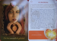 Kartenquelle: Maria Magdalena - Jeanne Ruland