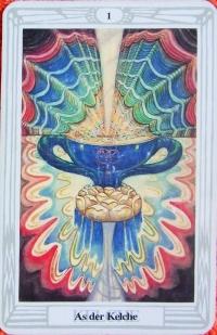 Kartenquelle: Crowley Tarot