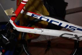 Kettenstrebe Fahrradtransport Auto Carbon Vibrationen