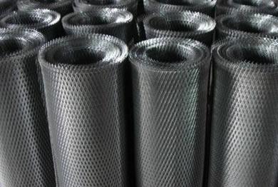 Malla para Plafón y Cielo Falso de Metal Desplegado 10 K ROLLO