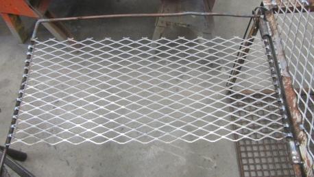 Malla para Plafón y Cielo Falso de Metal Desplegado 10 K TENSADO