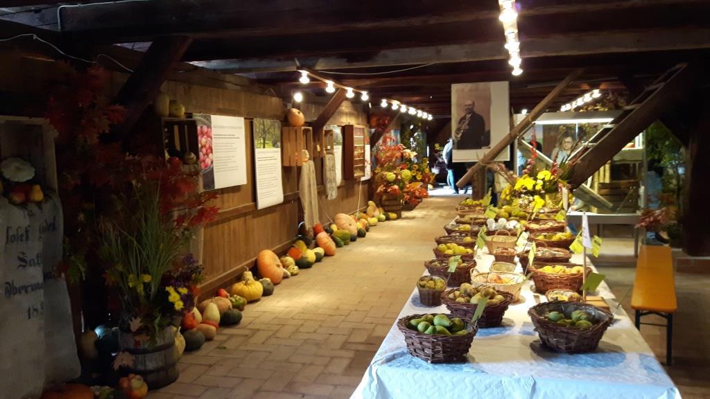 Oktober - Herbstmarkt Kürnbach