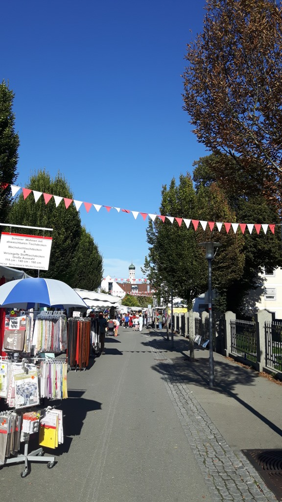 September - Magnusfest Markt