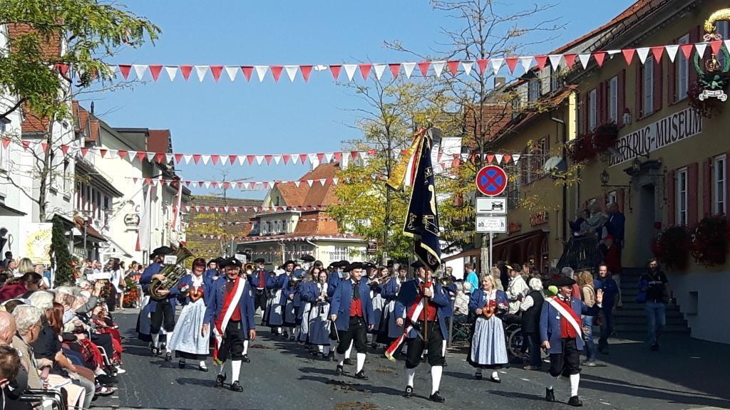 September - Magnusfest Umzug