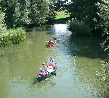 Kanu Boot Schussen Donau Bad Schussenried