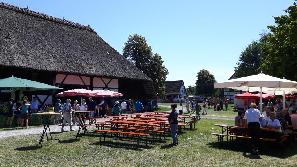 August - Kürnbach Biertag