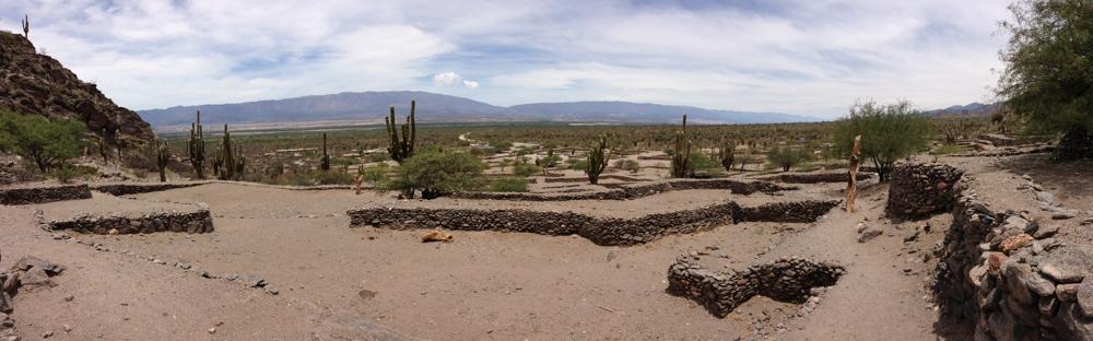 Quilmes Ruinen
