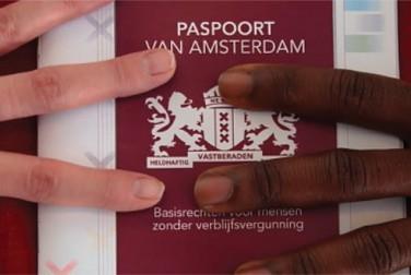 Paspoort van Amsterdam