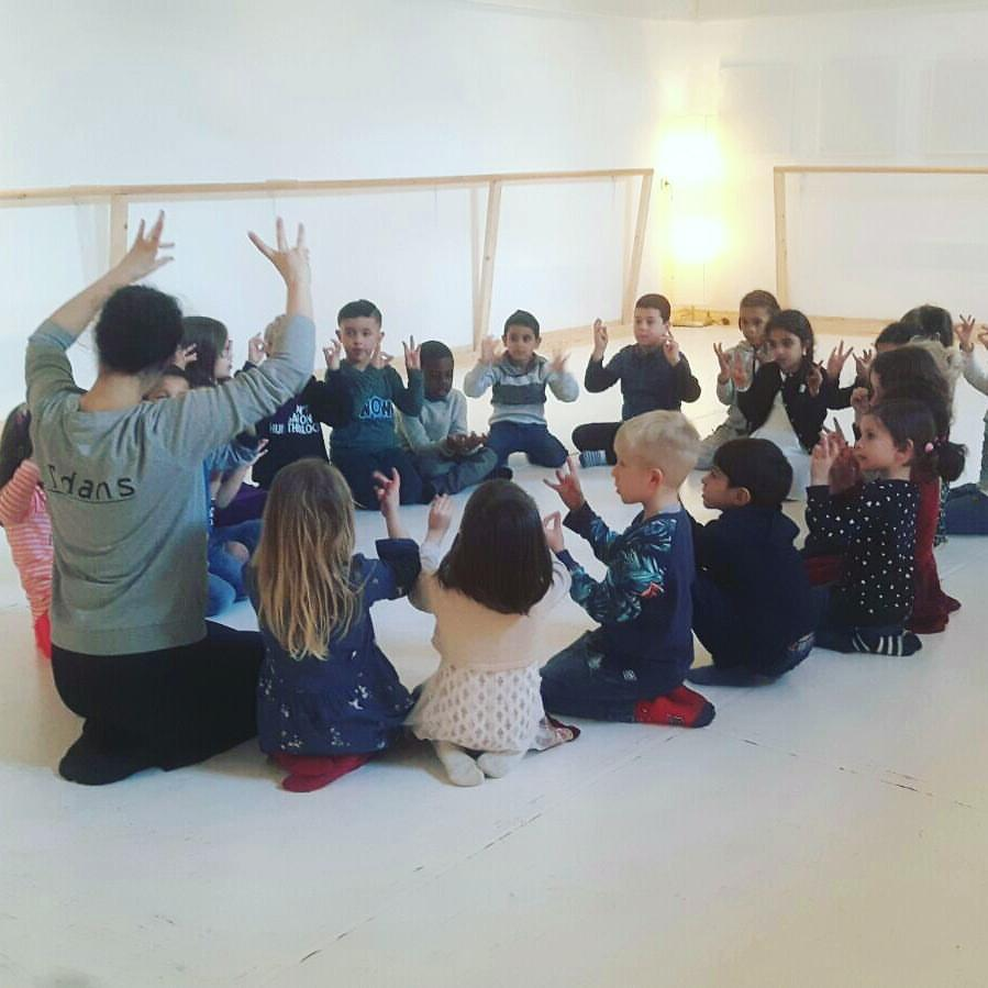 Danslessen Basisschool groep 1 & 2