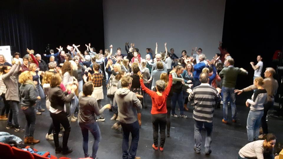 Inspiratieworkshop voor de faculteit Educatie, Hogeschool Leiden, november 2016