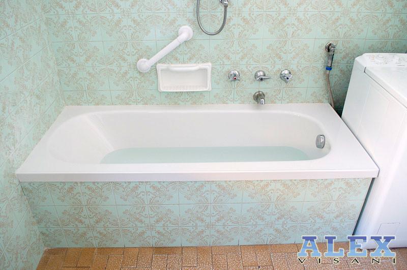 Sovrapposizione vasca da bagno firenze vasca nella vasca - Pulire la vasca da bagno ...