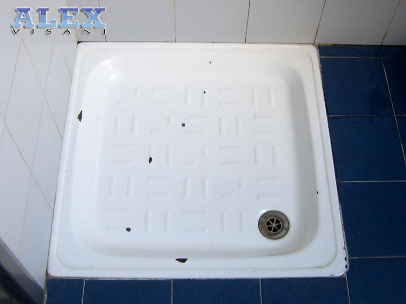 Galleria fotografica installazioni da vasca a doccia - Posa piatto doccia prima o dopo piastrelle ...