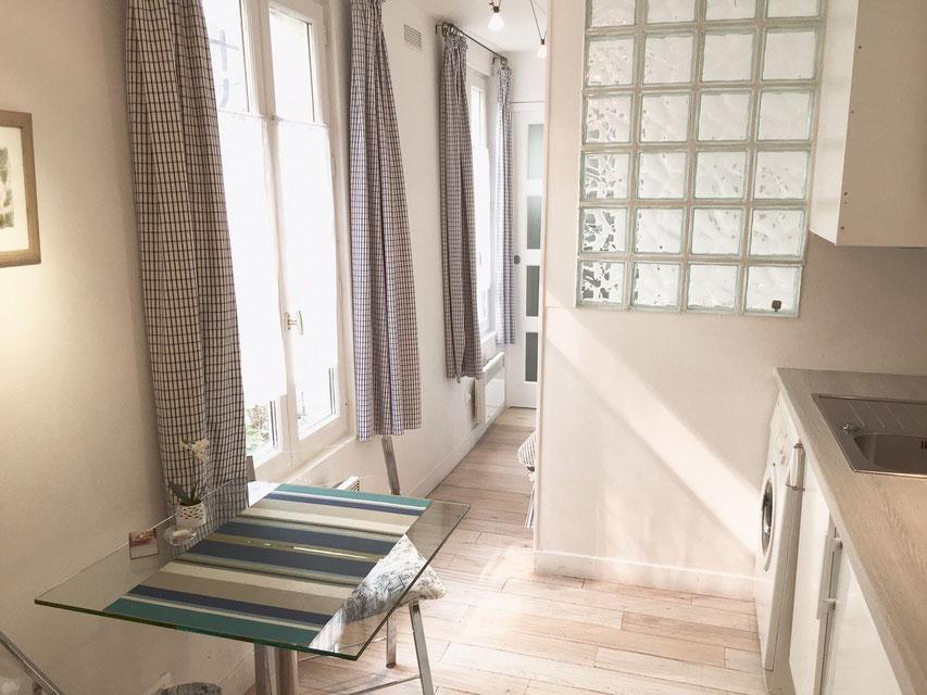 """Zwei Zimmer Wohnung Paris """"Sacre Coeur"""""""