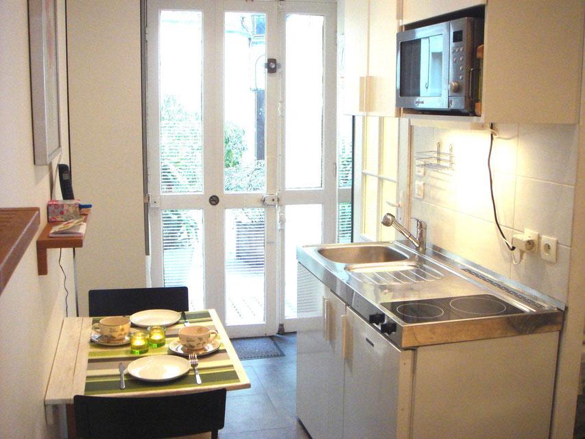 """ein Zimmer Wohnung Paris """"günstig mit Komfort"""""""