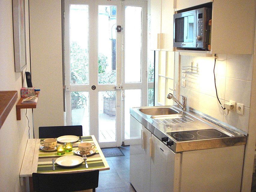 1 Zimmer Wohnung Paris