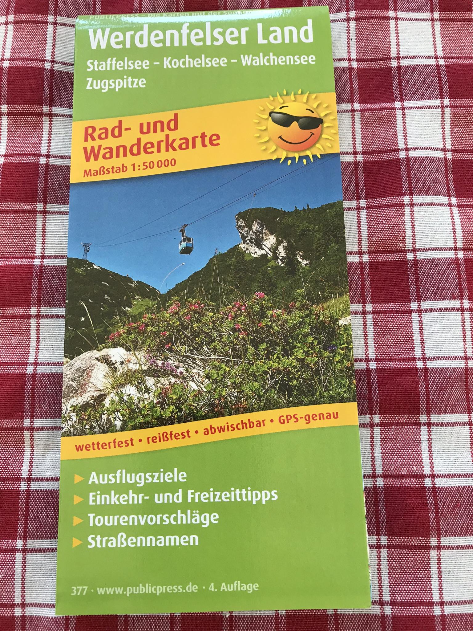 Bezaubernde Wanderungen im Werdenfelser Land
