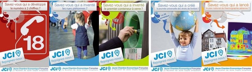 Actions nationales JCE - JCI