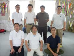 2012.7/23~25被災地ボランティア