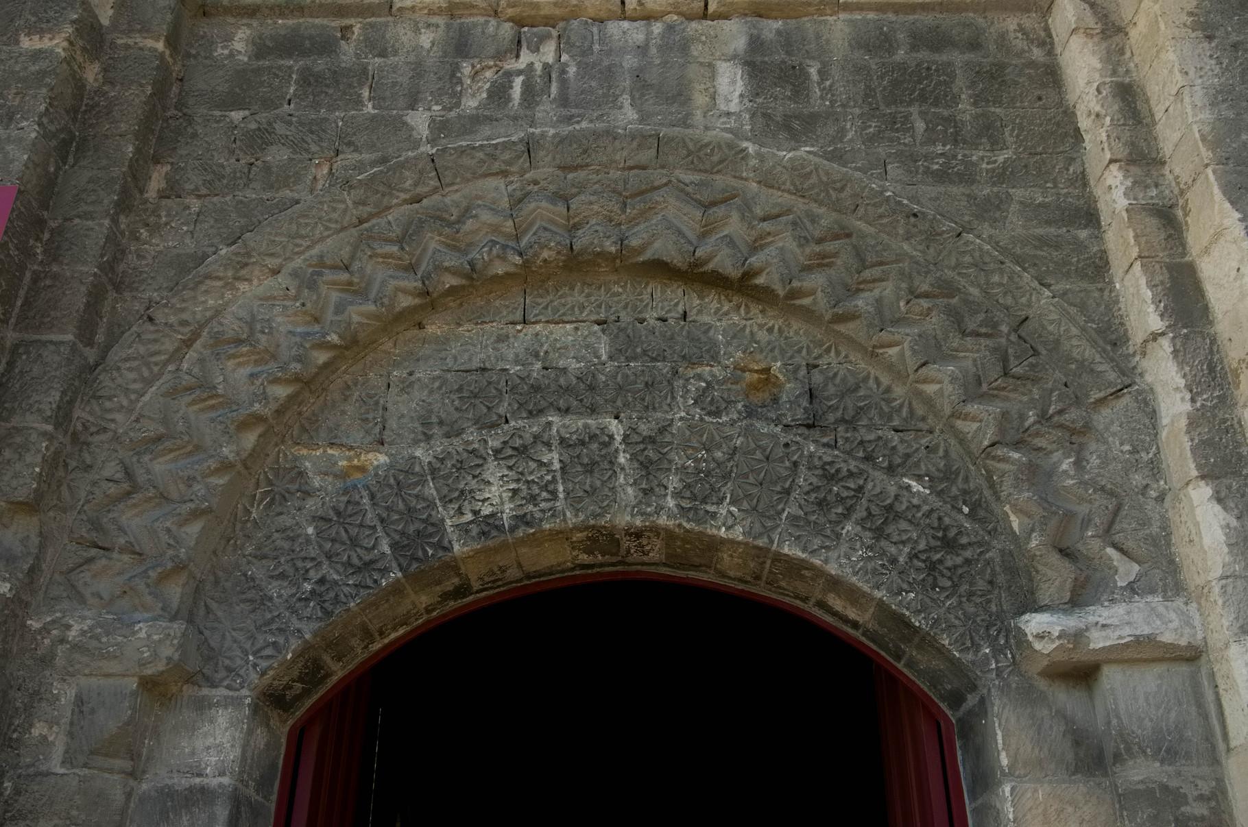 Portail de Montgaroult