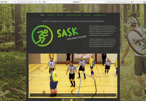 website S.A.S.K.