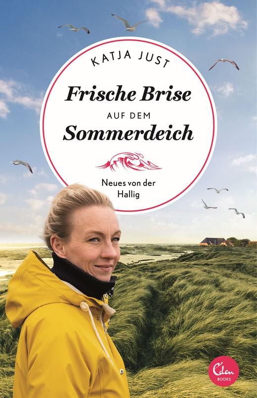 """Katja Just: """"Frische Brise auf dem Sommerdeich"""""""