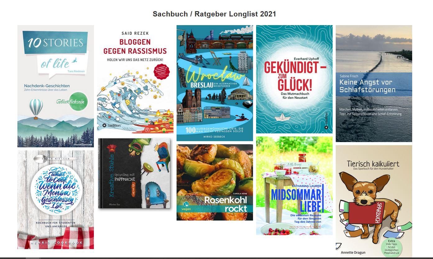 In eigener Sache: Pressemitteilung Buchpreis Sachbuch