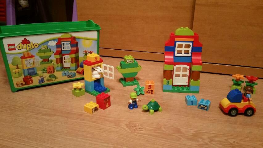 Andrea (Valladolid) Lego Duplo