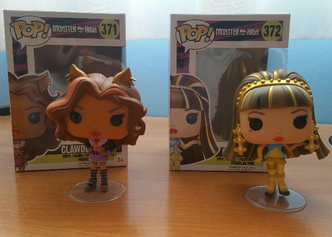 Andrea (Valladolid) Funko Pop Monster High