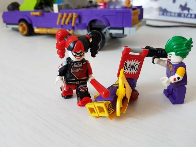Paula (Valladolid) Lego Batman