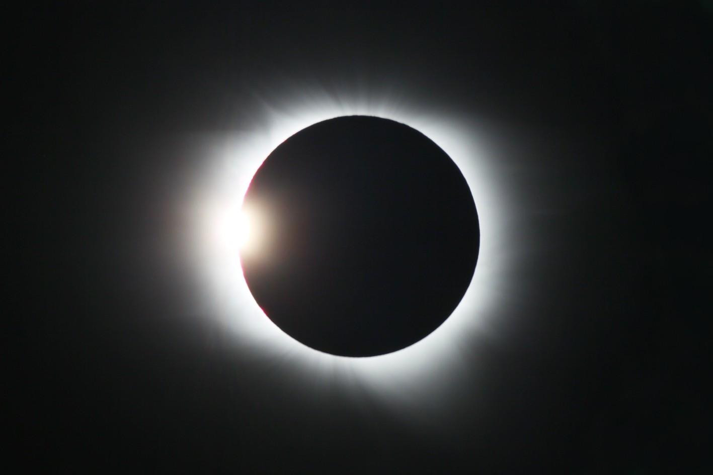 Eclipse total de Sol 2010 Tatakoto