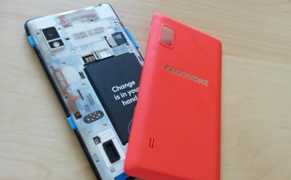 Retour sur usage… le fairphone, le téléphone 100% réparable!