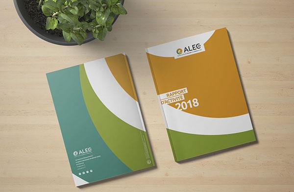 Rapport d'activité de l'ALEC Ain - Éditions 2017 et 2018