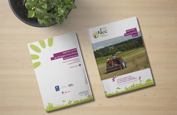 Rapport d'activité de l'ALEC Ouest Essonne - Éditions 2017, 2018 et 2019