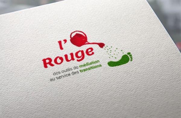 Graphiste Viriat : création du logo et site internet Arrosoir Rouge