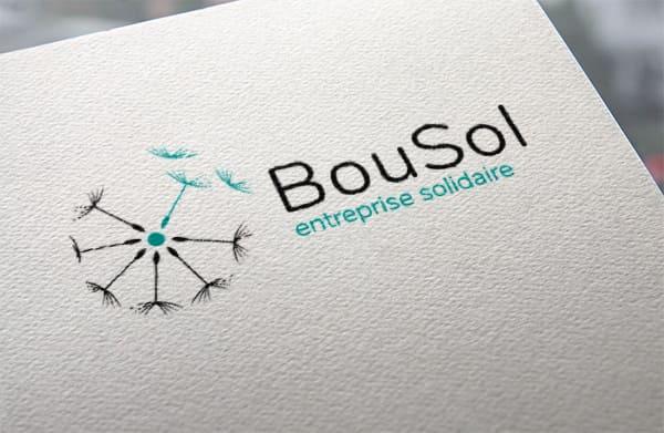 Graphiste Bourg-en-Bresse : refonte du logo Bousol