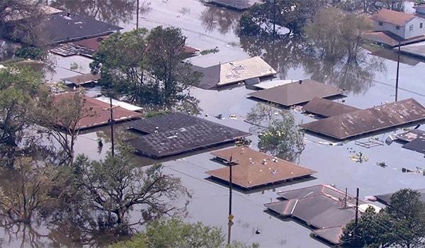 Pourquoi être une victime d'une catastrophe naturelle est inefficace pour prendre conscience des changements climatiques?