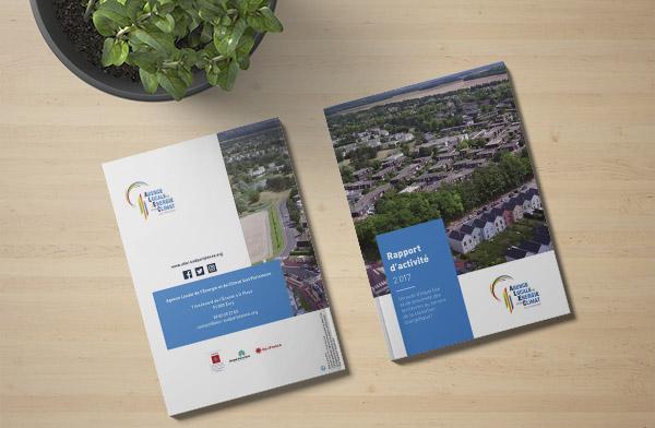 Rapport d'activité de l'ALEC Sud Paris - Éditions 2017 et 2018