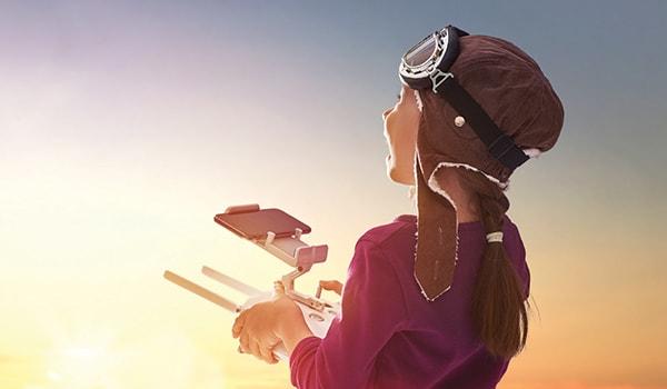 Retour sur… la communication responsable du Park'o drone