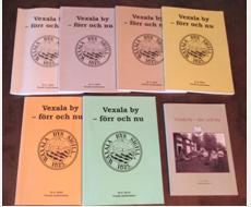 Vexala byaforskares publikationer