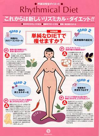 美容サプリカタログ用カット