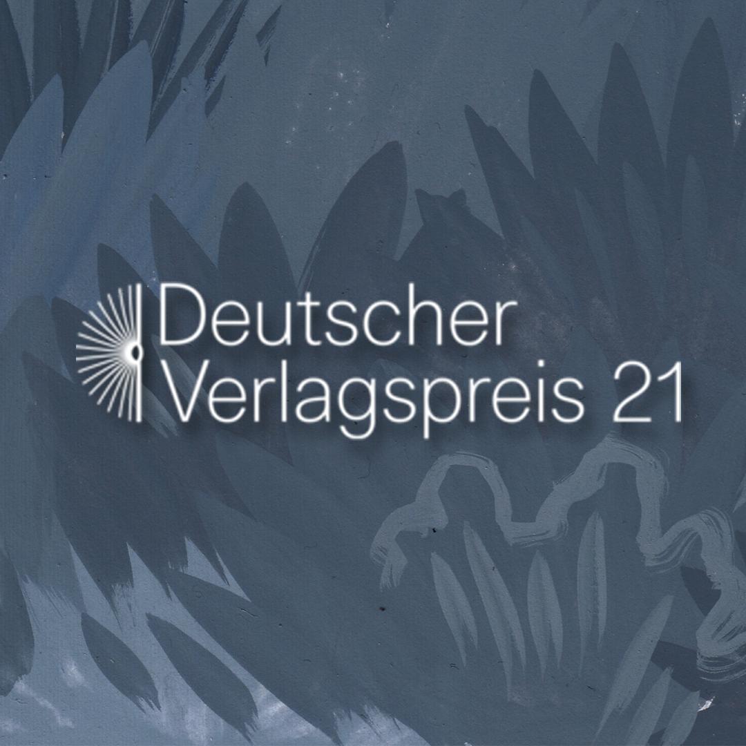 avant unter den Preisträger:innen des Deutschen Verlags Preises 2021