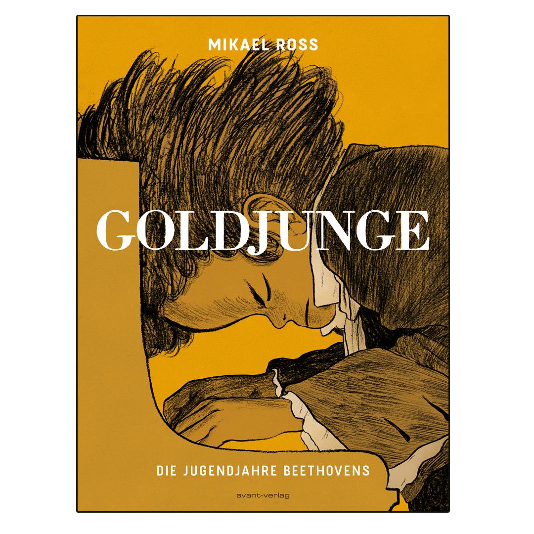 Goldjunge | Online-Lesung | 19.2. 19 Uhr