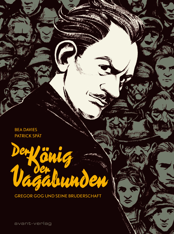 Lesung: Der König der Vagabunden | 16.9. | Dresden