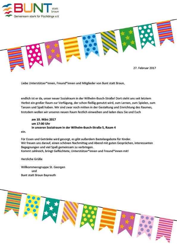 einladung zur einweihung - vorlagen, Einladung