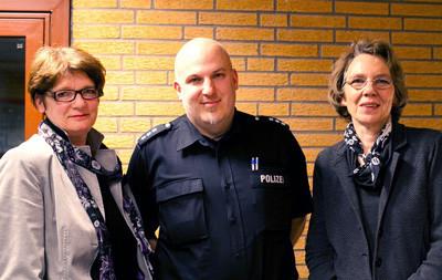 RUN beim Infoabend der Polizei Rotenburg