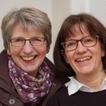 Karin Munke und Kerstin Struckmeier