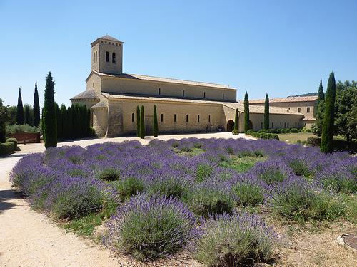 Sainte-Madeleine du Barroux Abtei